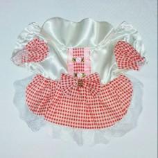 Платье в клеточку Ronger R-009
