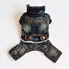 Комбинезон джинсовый Beichong B-004